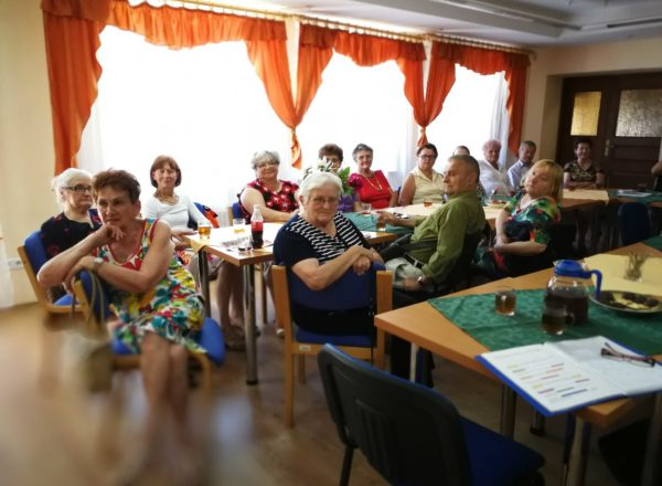 Obchody Dnia Matki w Klubie Osiedlowym na Woli w Białej Podlaskiej