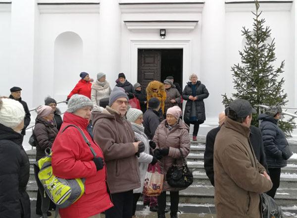 Zwiedzanie Sanktuarium Błogosławionych Unitów w Pratulinie