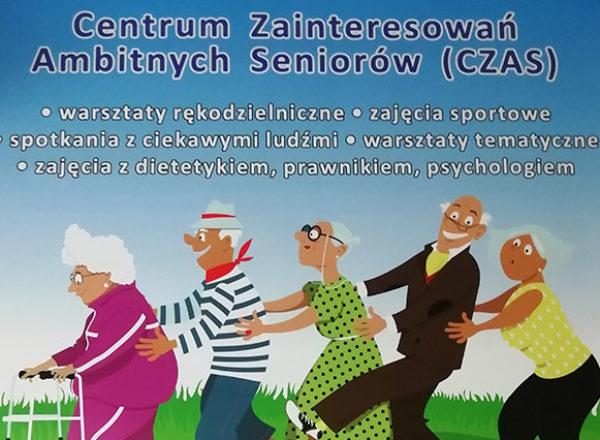 Klub Seniora CZAS otwarty